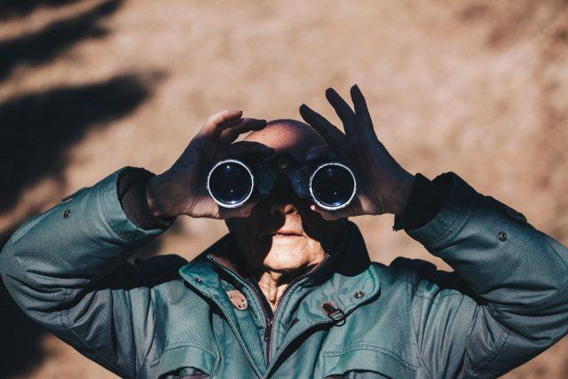 En kikare som livar upp fritiden